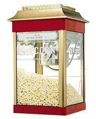 Popcornmaschine mieten & vermieten - Popcornmaschine groß (L:56cm, B:42cm,H:78cm) 1300w in Rosenheim