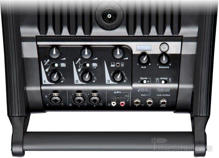 Tontechnik mieten & vermieten - HK AUDIO LUKAS NANO 600 PA-SYSTEM in Gondelsheim