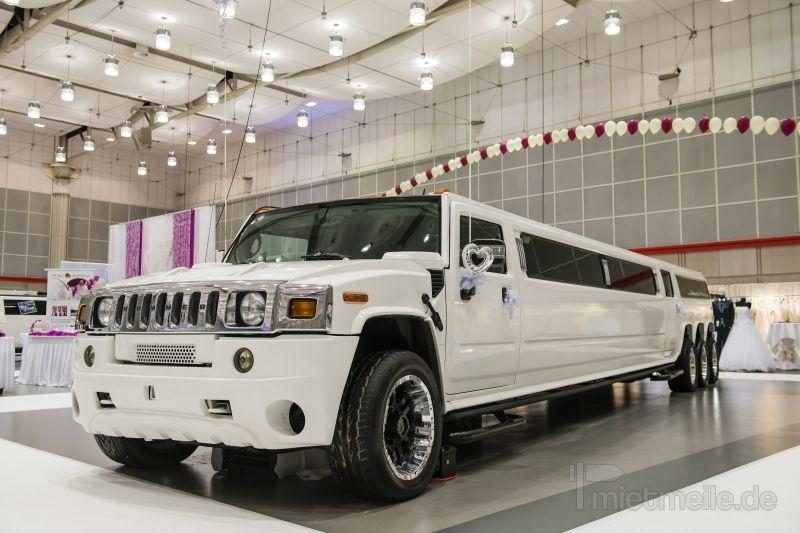 Limousinen mieten & vermieten - MAXIMUM Hummer H2 8x8 in Isernhagen