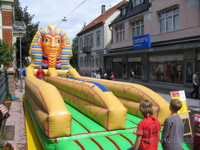 Bungee mieten & vermieten - Bungee Run ~ Sphinx  in Rheinmünster