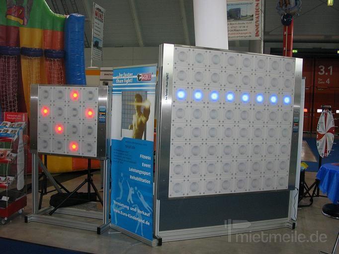 Spielgeräte mieten & vermieten - Twall Premium 64 ~ Reaktionswand in Rheinmünster