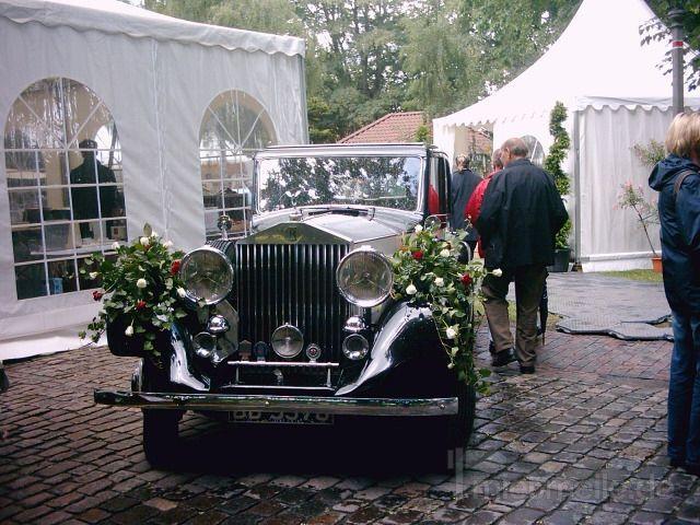 Oldtimer mieten & vermieten - Oldtimer Rolls-Royce Phantom II von 1935 in Bockhorn