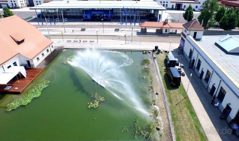 Spezialeffekte mieten & vermieten - Wasserschild/Hydroschild mieten in Buchholz in der Nordheide