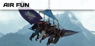 Großspielgeräte mieten & vermieten - Weltneuheit - Air Fun in Bramsche