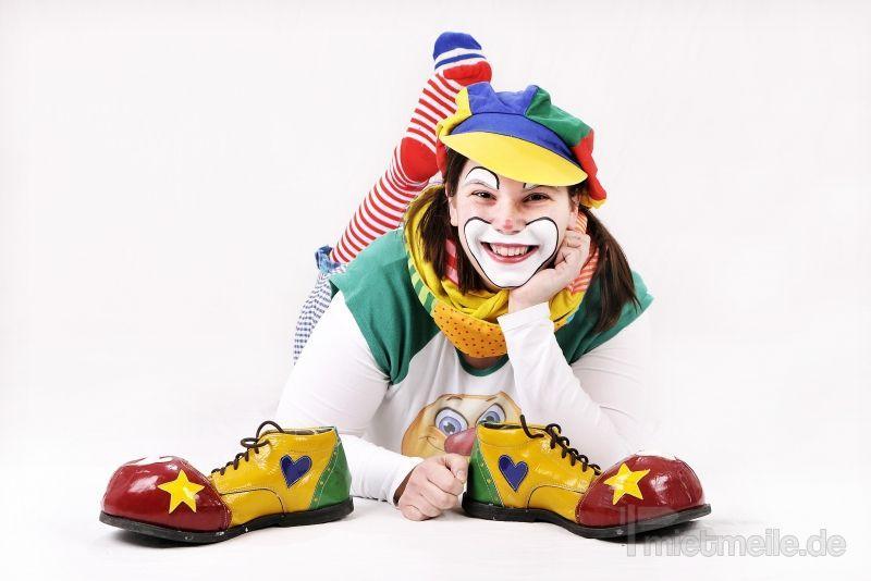 Clown mieten & vermieten - Clownerie, Kinderschminken uvm. in Waldsolms