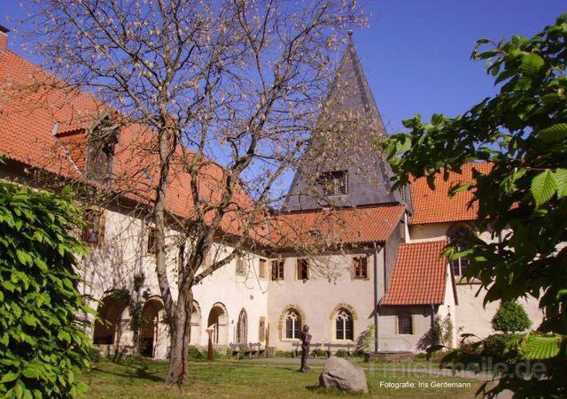 Hochzeitslocation mieten & vermieten - Hochzeit im Kloster Malgarten in Bramsche