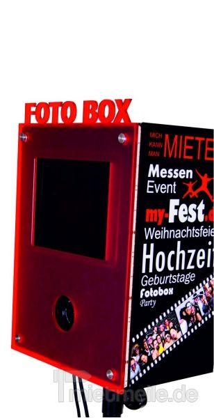 Fotobox mieten & vermieten - Fotobox - Photobooth - Fotoautomat in Salem