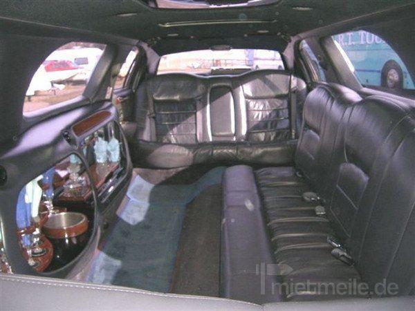 Limousinen mieten & vermieten - 2000er Lincoln Town Car in Essen
