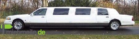 Limousinen mieten & vermieten - 1996er Lincoln Town Car in Essen