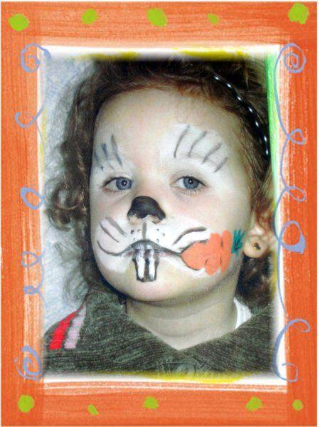 Kinderschminken mieten & vermieten - Kinderschminken mieten: Inkl. 6 Std. 1x Personal, 20 Km. in Dinslaken