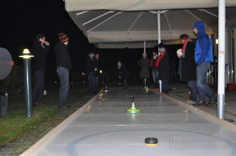 Curlingbahn mieten & vermieten - Eisstockschießen - Eisstockbahn mieten in Schwerin