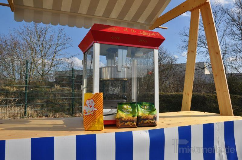 Popcornmaschine mieten & vermieten - Popcornmaschine mieten in Schwerin