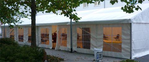 Partyzelte mieten & vermieten - Partyzelt, 8x18m  in Reinstädt