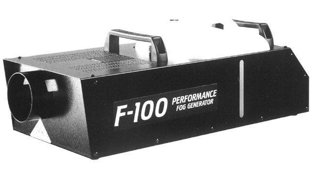Nebelmaschine mieten & vermieten - Nebelmaschine Lightwave F100 Highend in Reinstädt