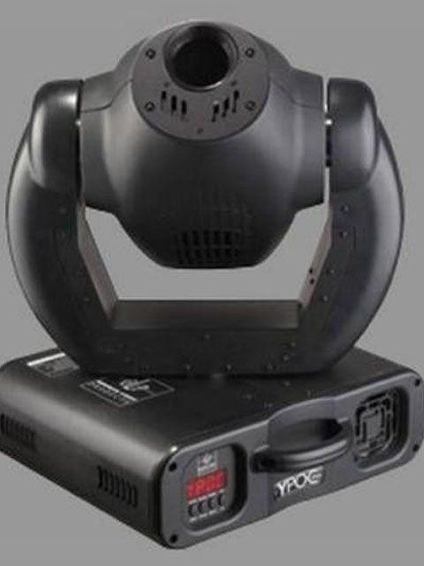 Lichttechnik mieten & vermieten - Kopfbewegter Scanner Ypoc 250 in Reinstädt
