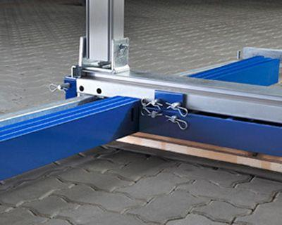 Zeltboden mieten & vermieten - Verankerungsfreier Systemfußboden ab 75 m² in Reinstädt