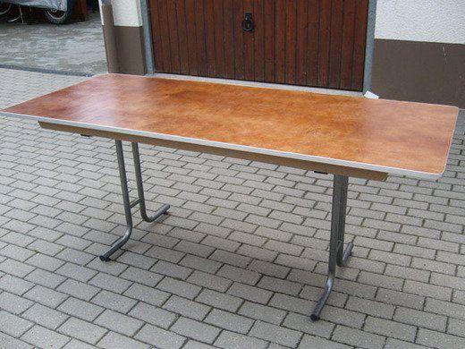 Tische mieten & vermieten - rechteckige Konferenztische 183x76cm in Reinstädt