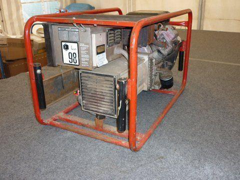 Stromgenerator mieten & vermieten - Stromerzeuger/Notastromaggregat Endress ESE804 DBS in Reinstädt