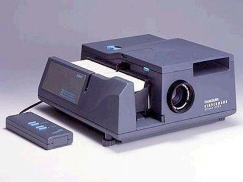 Diascanner & -projektor mieten & vermieten - Diaprojektor Magic 2500 in Reinstädt