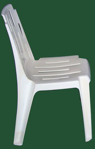 Stühle mieten & vermieten - Stapelsessel aus Kunststoff ohne Armlehne in Reinstädt