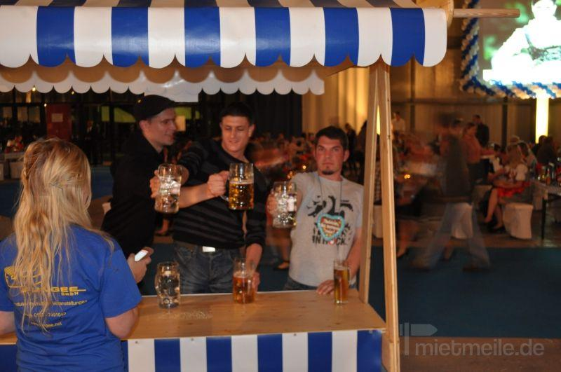 Gewinnspiele mieten & vermieten - Maßkrugstemmen - Bierkrugstemmen mieten in Schwerin