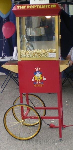 Popcornmaschine mieten & vermieten - Popcornmaschine in Oppenweiler