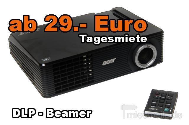 Beamer mieten & vermieten - Acer DLP Beamer Nürnberg in Nürnberg