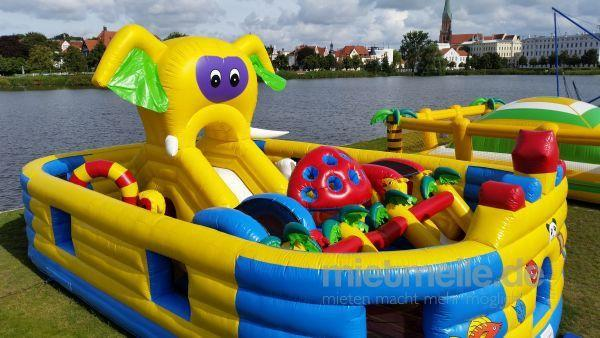 Hüpfburg mieten & vermieten - Erlebniswelt Koala - Hüpfburg mieten in Schwerin
