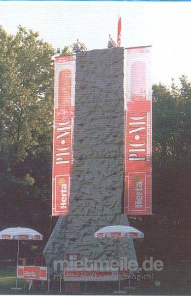 Klettergeräte mieten & vermieten - Kletterwand Gigant - Kletterberg mieten in Schwerin