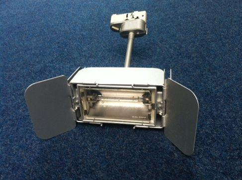 Leuchten & Lampen mieten & vermieten - Halogen Fluter 300 Watt in Ratingen