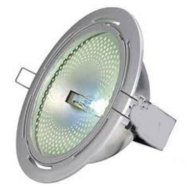 Leuchten & Lampen mieten & vermieten - HQI Downlight 150 W in Ratingen