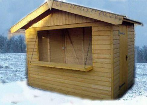 Verkaufsstand mieten & vermieten - 2 Markthütten in Ratingen