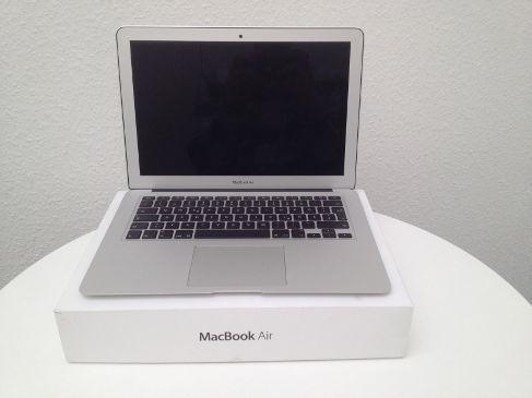"""Apple mieten & vermieten - Apple MacBook Air 13,3"""" inklusive HDMI-Adapter in Ratingen"""