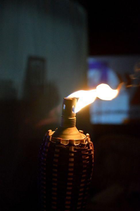 Fackeln & Feuereffekte mieten & vermieten - Öl-Fackeln / Fackeln / Öl-Lampen / Lampen  in Neumünster