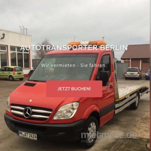 Abschleppwagen mieten & vermieten - Abschleppwagen/Autotransporter mieten,leihen  in Wiesenburg