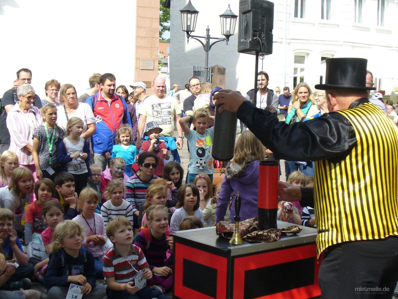 "Magier & Zauberer mieten & vermieten - Kinderzauberer "" Ludwinikus "" in Püttlingen"