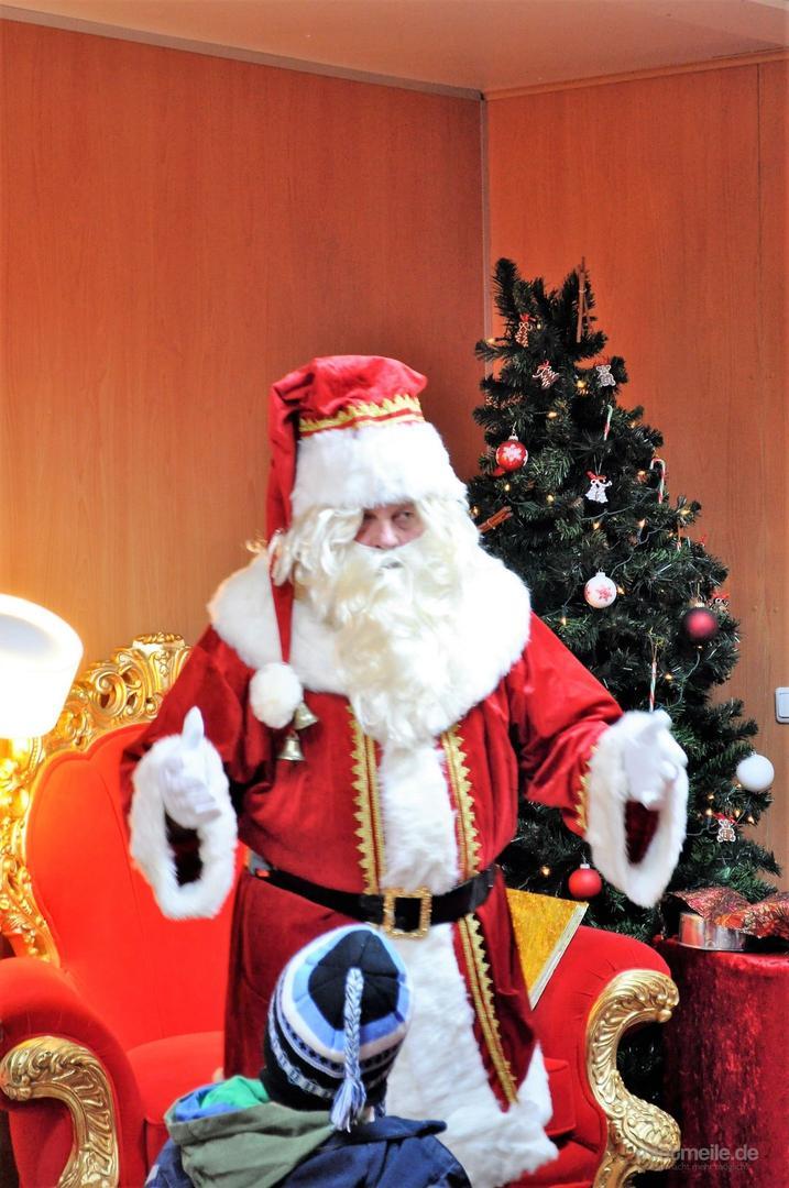 Weihnachtsmann mieten & vermieten - Nikolaus für Weihnachtesveranstaltungen in Püttlingen