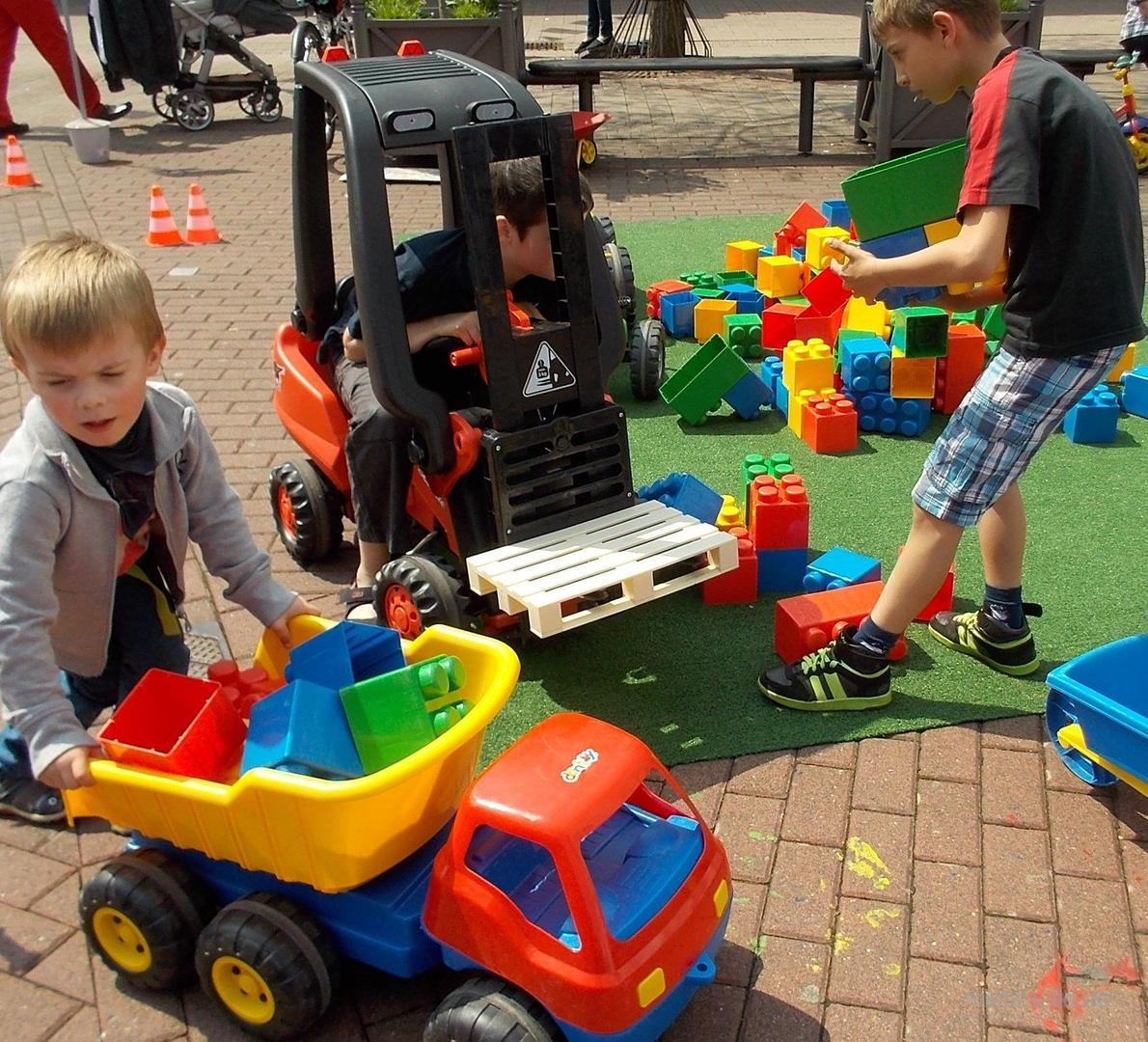 Basteln & Malen mieten & vermieten - Kinderbaustelle in Püttlingen