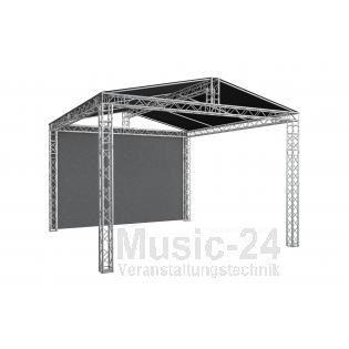 Bühne mieten & vermieten - 7x4m Bühnendach für alle Arten von Veranstaltungen in Wismar