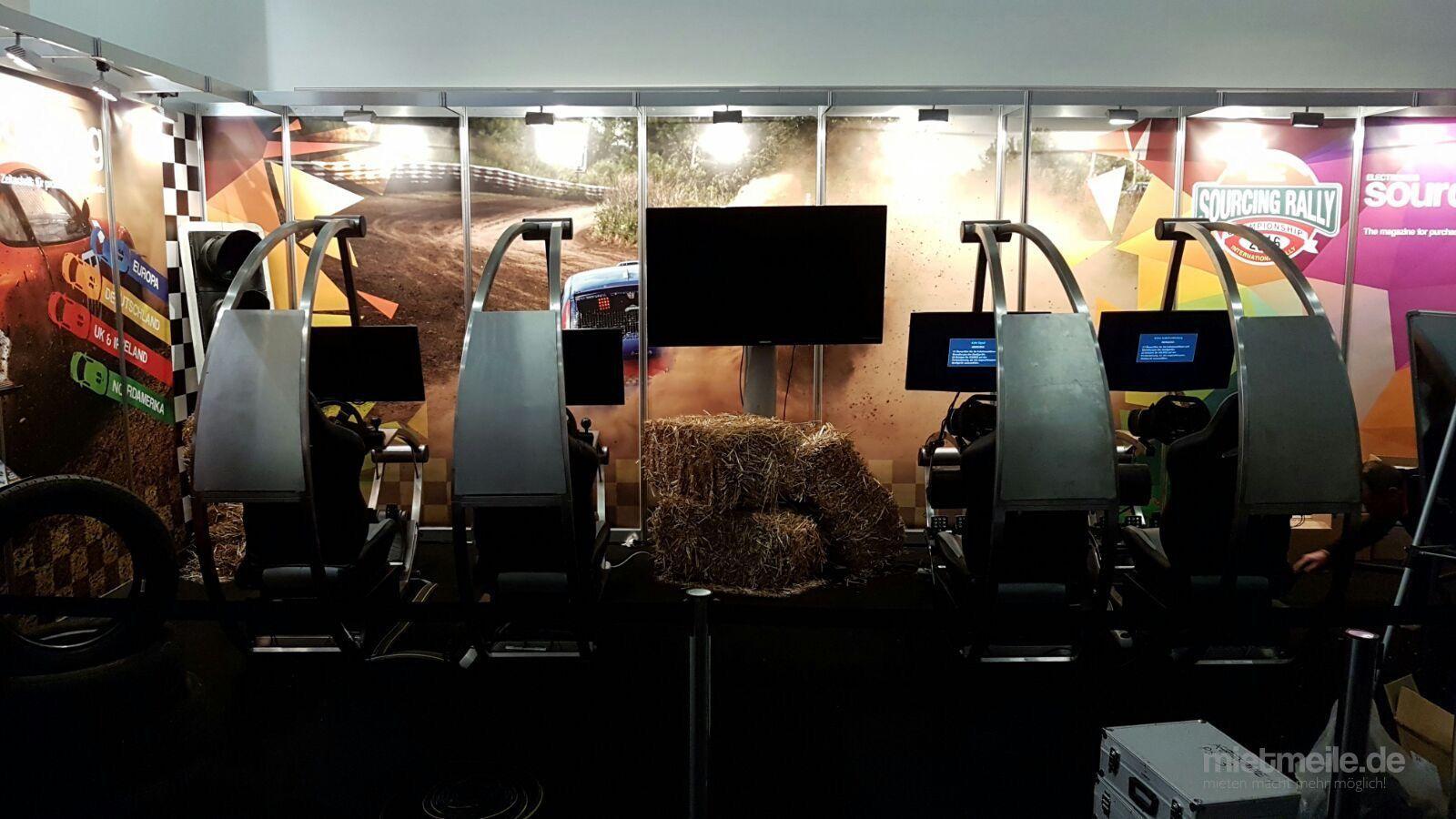Simulatoren mieten & vermieten - Truck Simulator, Truck Racing Simulator, Rennsimulator in Neukirchen-Vluyn