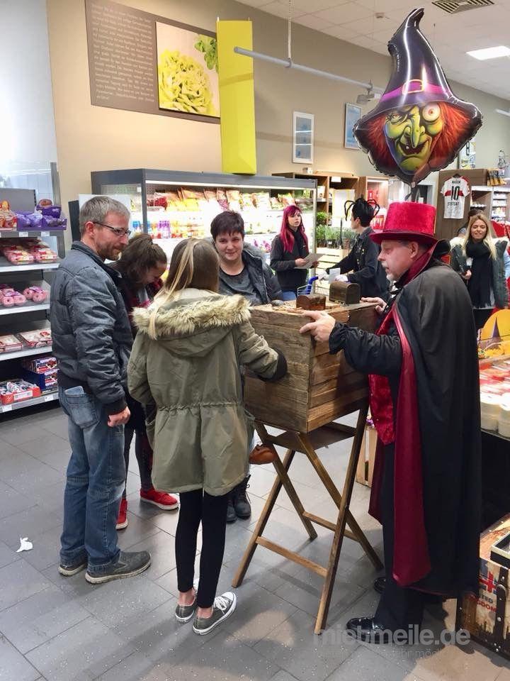 Magier & Zauberer mieten & vermieten - Grusel Fühl Kiste in Püttlingen