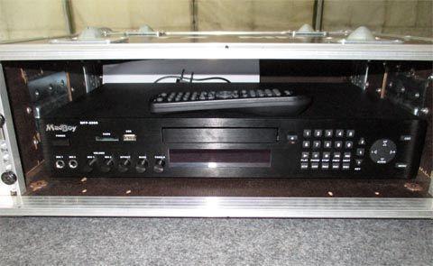 Karaoke Verleih mieten & vermieten - Karaokeplayer Madboy MFP-2000 Multiformatplayer in Reinstädt