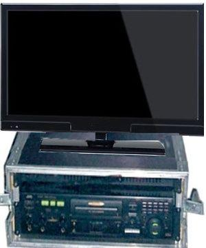 Karaoke Verleih mieten & vermieten - Karaoke-Anlage III-A - Tonanlage, Display & Mikrofone in Reinstädt
