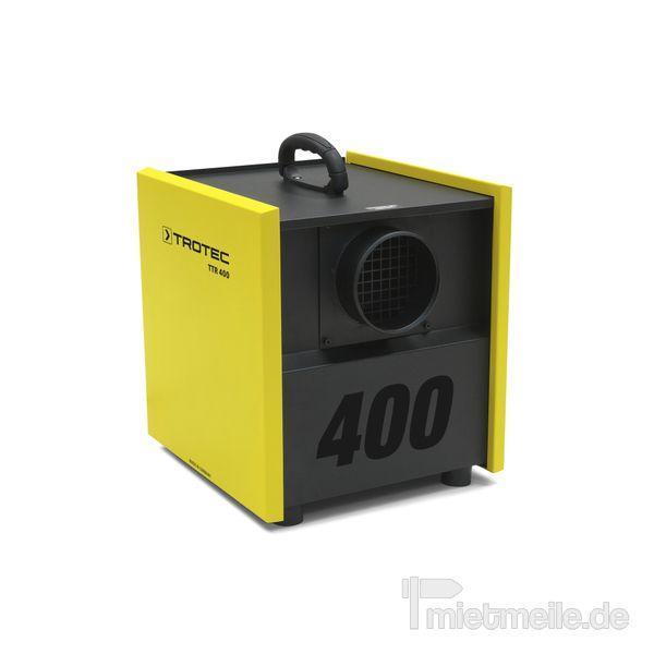 Industrietrockner mieten & vermieten - Adsorptionstrockner Trotec TTR 400 in Heinsberg