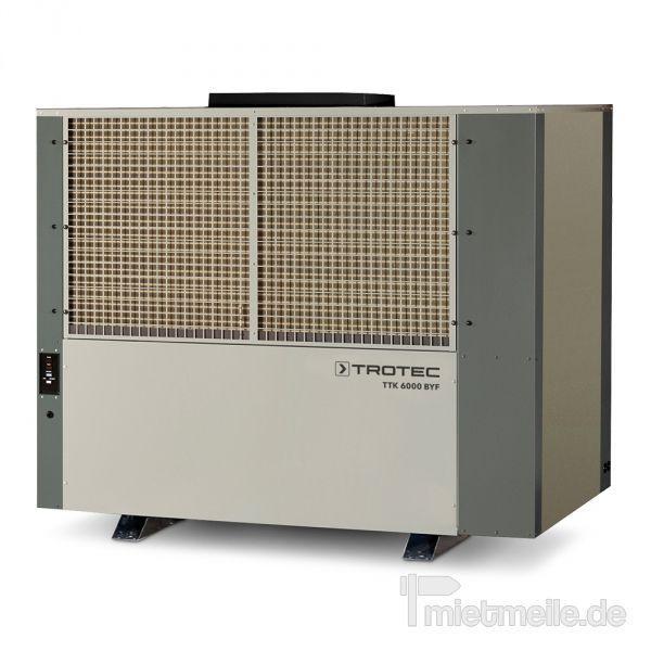 Industrietrockner mieten & vermieten - Kondenstrockner Trotec TTK 6000 BYF (Edelstahl) in Heinsberg