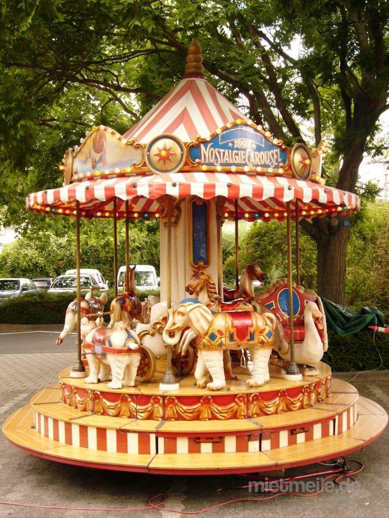 Karussell mieten & vermieten - Lafayette Dampfkarussell, Kinderkarussell, Karussell in Ockenheim