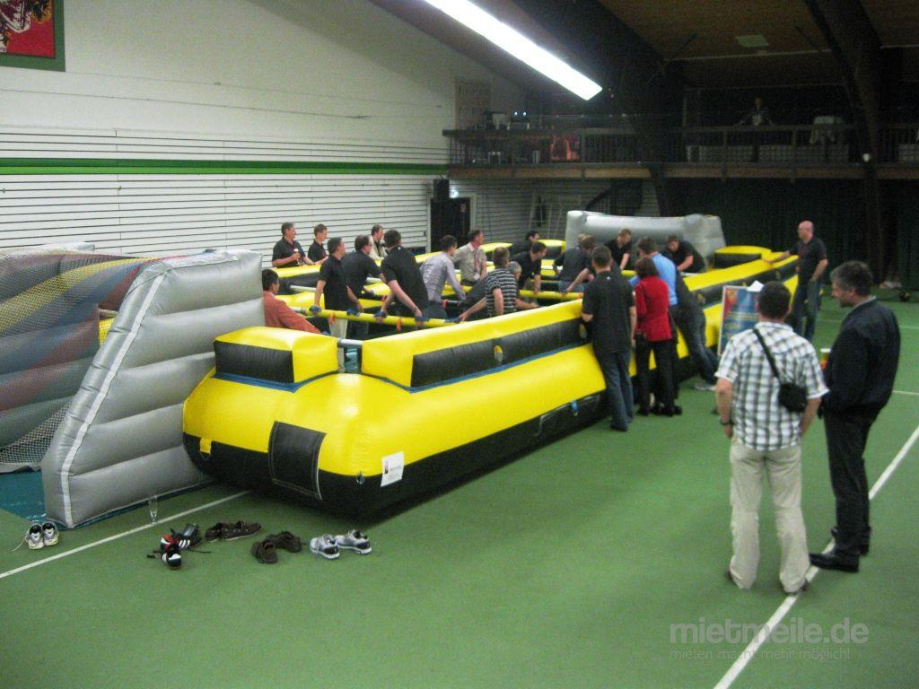 Menschenkicker mieten & vermieten - Menschenkicker, Human Table Soccer, Megakicker in Ockenheim