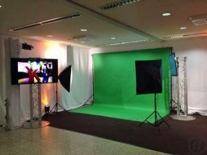 Fotobox mieten & vermieten - Fotoaktion inkl. Betreuung und Haftpflichtversicherung / Greenscreen Foto Aktion / Foto in Dortmund