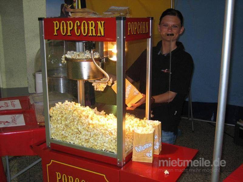 Popcornmaschine mieten & vermieten - Popcornmaschine inkl. 300 Portionen – nur 0,59 Euro pro Portion (inkl. 19% MwSt) in Dortmund