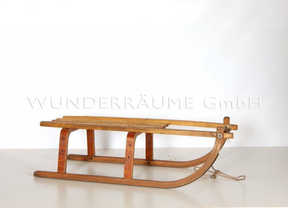 Saisonale Dekoration mieten & vermieten - Rodelschlitten-Set (9-teilig) in Lichtenstein/Sachsen